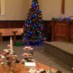 Cupcakes Christmas Eve