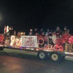 Parade of Lights float
