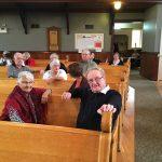 Visiting Before Worship