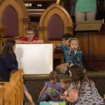 Sunday School Wind-Up