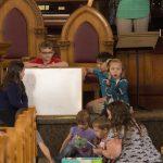 Sunday School Wind-Up