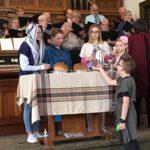 Setting up communion
