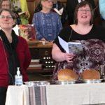 Easter communion